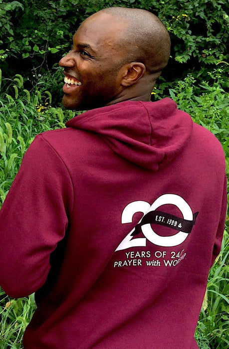 On Earth As It Is In Heaven 20th Anniversary Hoodie