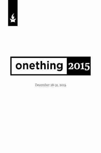 onething 2015 Conference Media-Media-Forerunner Bookstore-MP3 Download-Forerunner Bookstore Online Store