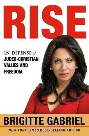 Rise: In Defense Of Judeo-Christian Values And Freedom - Books - Gabriel, Brigitte - Forerunner Bookstore Online Store