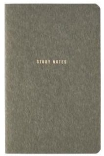 BIBLE STUDY NOTEPAD - REFILL FOR BIBLE STUDY KIT