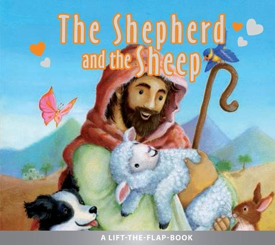The Shepherd and the Sheep Hardcover