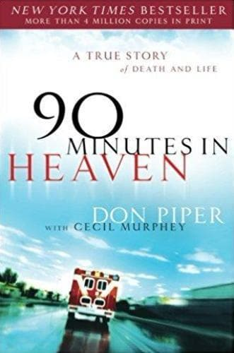 90 Minutes In Heaven: A True Story of Death & Life - Books - Piper, Don - Forerunner Bookstore Online Store