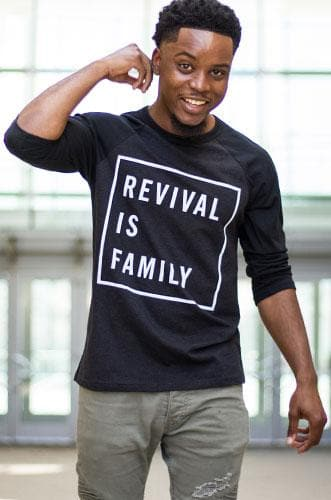 Revival is Family T - Merchandise: Clothing - Luke18 - Forerunner Bookstore Online Store