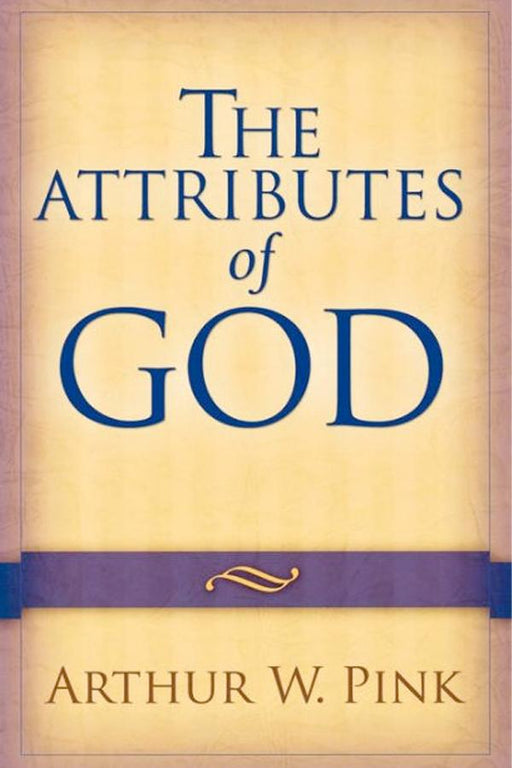 The Attributes of God (Korean)