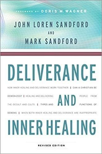 Deliverance and Inner Healing - Books - Sandford, John L. & Mark - Forerunner Bookstore Online Store