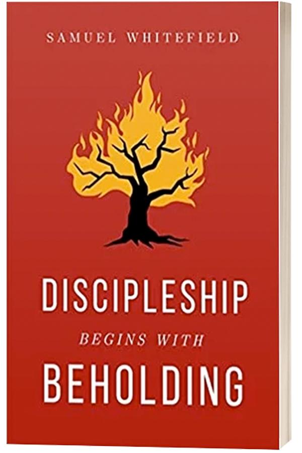 Discipleship Begins with Beholding
