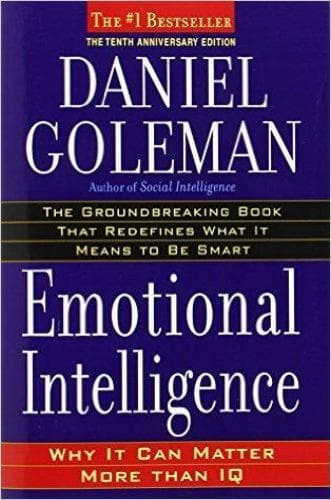 Emotional Intelligence: Why It Can Matter More Than IQ - Books - Goleman, Daniel - Forerunner Bookstore Online Store