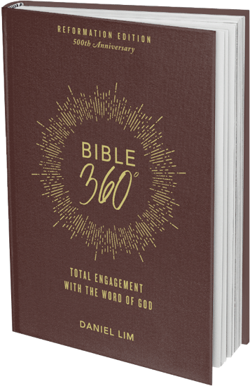 Bible 360 Special Reformation Edition - Books - Lim, Daniel - Forerunner Bookstore Online Store