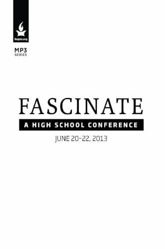 Fascinate 2013 Conference Media-Media-Forerunner Bookstore-Fascinate 1-MP3 Download-Forerunner Bookstore Online Store