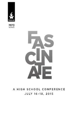 Fascinate 2015 Conference Media-Media-Forerunner Bookstore-MP3 Download-Forerunner Bookstore Online Store