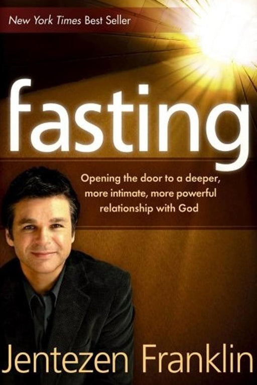 Fasting-SOFTCOVER- J.Franklin