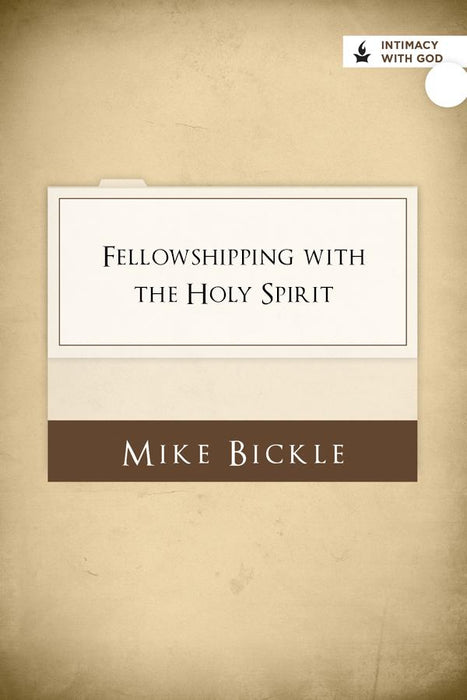 Fellowshipping with the Holy Spirit
