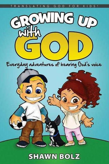 Growing Up With God - Paperback
