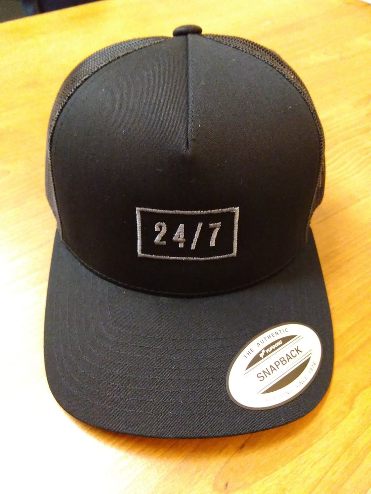 24/7 Embroidered Hat