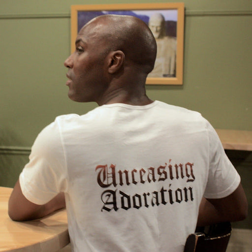 Unceasing Adoration T-shirt