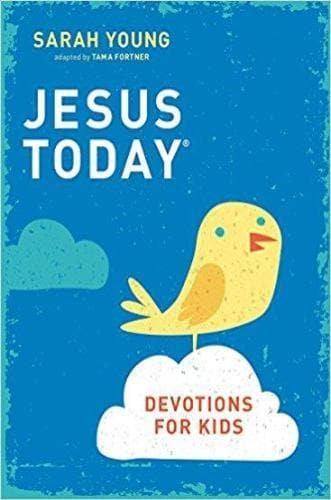 Jesus Today Devotions for Kids - Books - Young, Sarah - Forerunner Bookstore Online Store