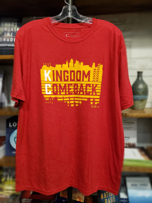 Kingdom Comeback T-Shirt