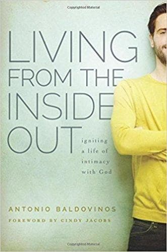 Living From the Inside Out - Books - Baldovinos, Antonio - Forerunner Bookstore Online Store