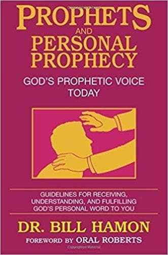 Prophets and Personal Prophecy - Books - Hamon, Bill - Forerunner Bookstore Online Store