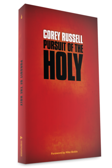 Pursuit of the Holy - Books - Russell, Corey - Forerunner Bookstore Online Store