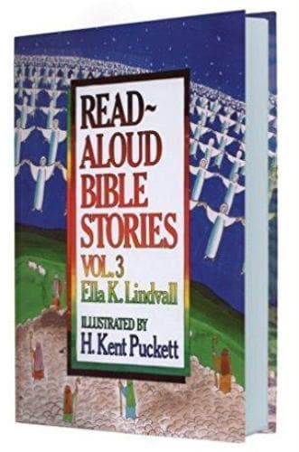 Read Aloud Bible Stories: Vol. 3 - Books - Lindvall, Ella - Forerunner Bookstore Online Store