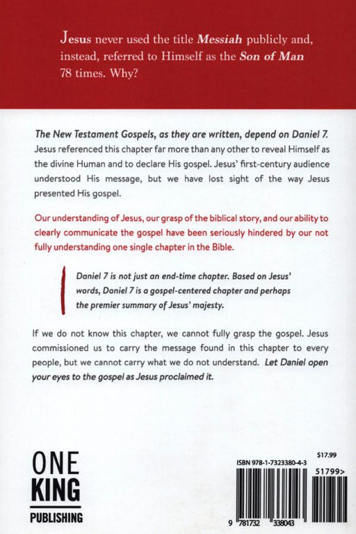 Son of Man: The Gospel of Daniel 7 - Vol. 1