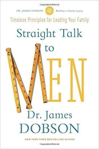 Straight Talk to Men - Books - Dobson, Dr. James - Forerunner Bookstore Online Store