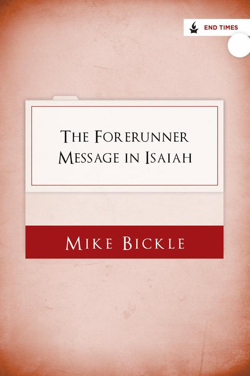 The Forerunner Message in Isaiah