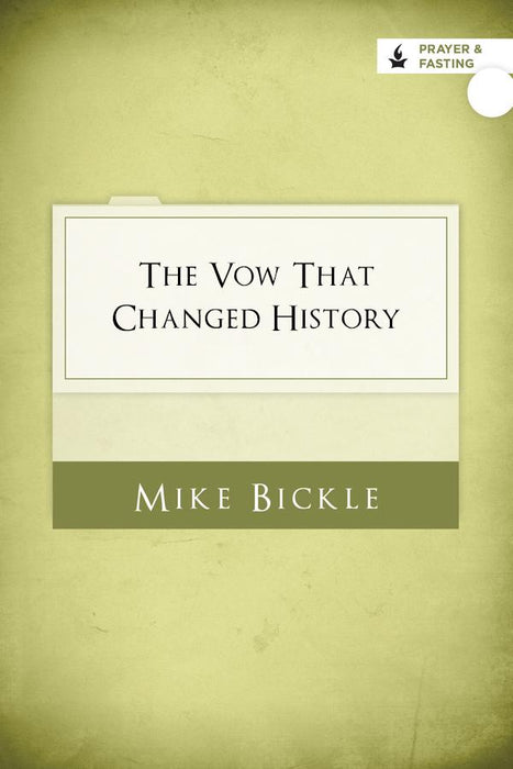 The Vow That Changed History