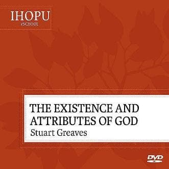 The Existence and Attributes of God (DVD Series)-Media-Greaves, Stuart-Forerunner Bookstore Online Store