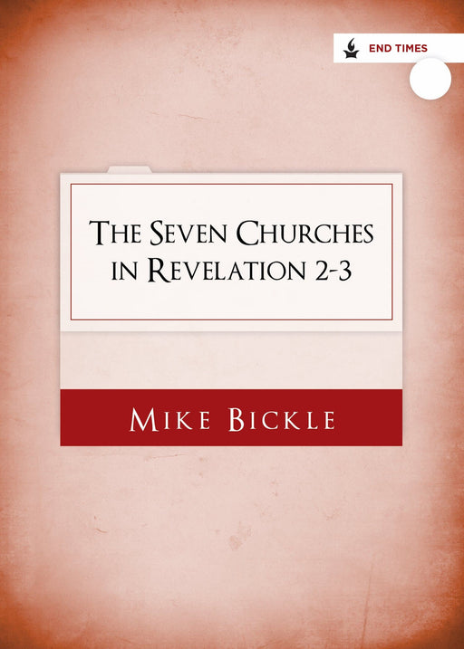 The Seven Churches in Revelation 2-3