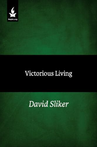 Victorious Living - Media - Sliker, David - Forerunner Bookstore Online Store