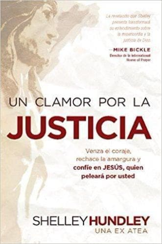 A Cry for Justice (Spanish) - Un clamor por la justicia - Books - Hundley, Shelley - Forerunner Bookstore Online Store