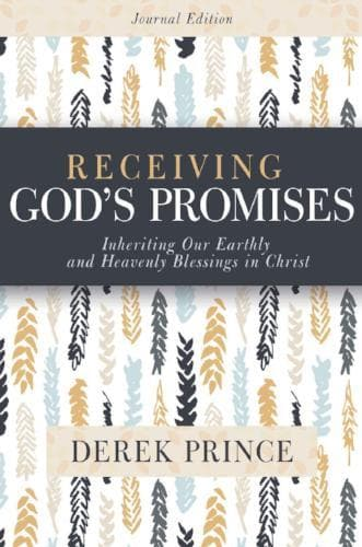 Receiving Gods Promises (Journal Edition) - Books - Prince, Derek - Forerunner Bookstore Online Store