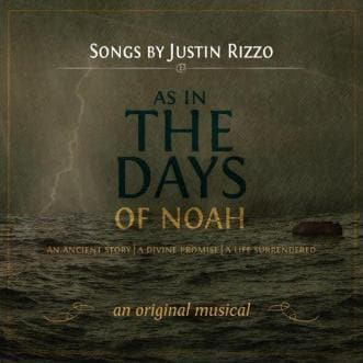 As in the Days of Noah - Music - Rizzo, Justin - Forerunner Bookstore Online Store