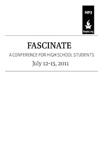 Fascinate 2011 Conference Media - Media - Forerunner Bookstore - Forerunner Bookstore Online Store
