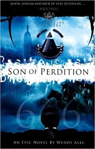 Son Of Perdition (Chronicles Of Brothers: Volume 3) Paperback