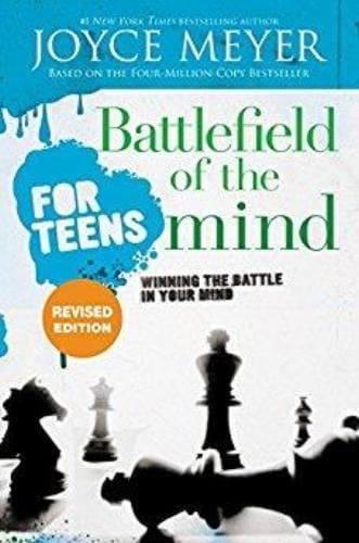 Battlefield Of The Mind For Teens - Books - Meyer, Joyce - Forerunner Bookstore Online Store
