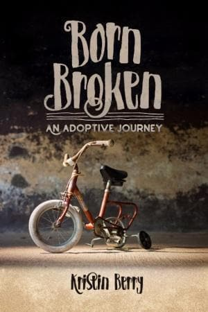Born Broken An Adoptive Journey - Books - Berry, Kristin - Forerunner Bookstore Online Store