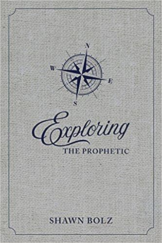 Exploring the Prophetic Devotional: A 90 day journey of hearing God's Voice - Books - Bolz, Shawn - Forerunner Bookstore Online Store