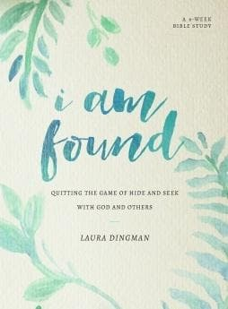 I am Found: Quitting the game of hide and seek with God and others - Books - Dingman, Laura - Forerunner Bookstore Online Store