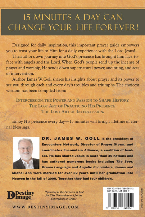Empowered Prayer - Books - Goll, James - Forerunner Bookstore Online Store