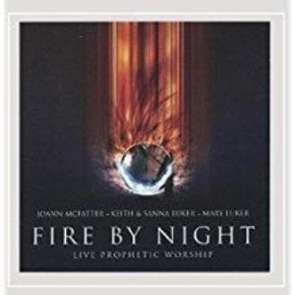 FIRE BY NIGHT - Music - Mcfatter, Joann - Forerunner Bookstore Online Store