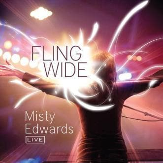 Fling Wide - Music - Edwards, Misty - Forerunner Bookstore Online Store