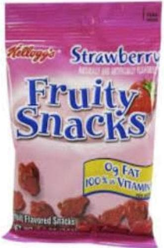 Fruity Snacks - Variety - Miscellaneous - NONE - Forerunner Bookstore Online Store