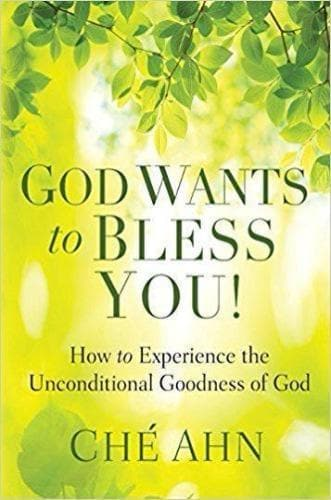 God Wants to Bless You - Books - Ahn, Che - Forerunner Bookstore Online Store