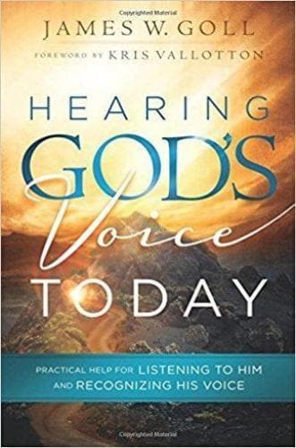Hearing the Voice of God: The Beginner's Guide to Hearing God - Books - Goll, James - Forerunner Bookstore Online Store