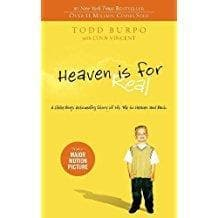 Heaven is for Real: A Little Boy's Astounding Story of His Trip to Heaven and Back - Books - Burpo, Todd - Forerunner Bookstore Online Store