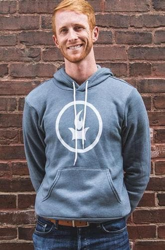 IHOPKC Flame Logo Hoodie - Merchandise: Clothing - Forerunner Bookstore - Forerunner Bookstore Online Store