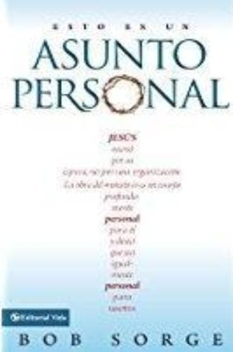 It's Not Business, It's Personal (Spanish) - Forerunner Bookstore